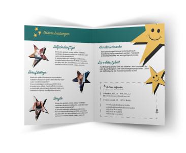 3 Stern Helferchen