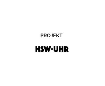Uhrenprojekt
